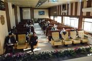 کارگاه بررسی قوانین مالیاتی ویژه اعضای انجمن پیمانکاران لرستان برگزار شد