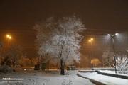 چهره استان اصفهان برفی میشود