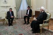 Tehran-Baghdad ties 'exemplary': Iran president
