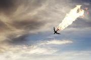 فیلم | لحظه سقوط هواپیمای باری محصولات آمازون در تگزاس