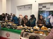 غذاگردی ایران در صربستان رکورد زد