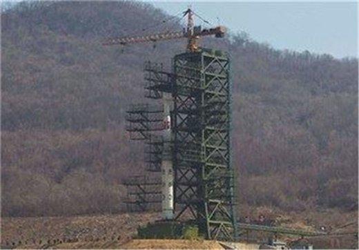 کره شمالی در حال تدارک برای پرتاب موشک است