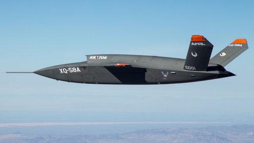 آزمایش موفقتآمیز پرواز پهپاد جنگنده ایکس کیو
