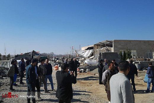 تخریب بیش از ۴۰۰ ویلا در چهارباغ