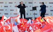 اردوغان: موضوع اس ۴۰۰ نیست، بلکه آزادی تحرکات ما در سوریه است