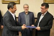 مدیرکل حراست شهرداری تبریز منصوب شد