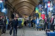 تصاویر | حال و هوای بازار تهران در روزهای آخرسال