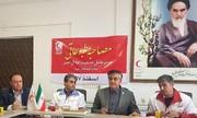 امدادرسانی شبانهروزی ۳۲ پایگاه امداد و نجات جمعیت هلال احمر آذربایجانغربی در ایام نوروز