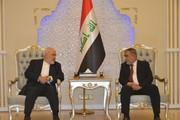 وزير الخارجية الإيراني يصل الي بغداد