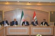 الحكيم: نعقد امالا كبيرة علي نتائج زيارة الرئيس روحاني للعراق