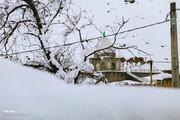 مردم روستاهای فریدونشهر در محاصره برف/ ضرورت مساعدت مسئولان استانی