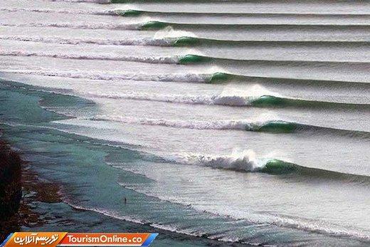 امواج بی انتهای شهر چیکاما پرو