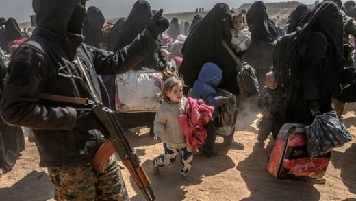 انگلیس تابعیت دو زن داعشی را لغو کرد