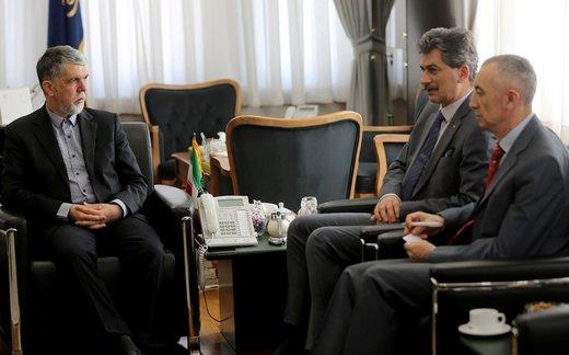 Iranian minister upbeat about enhancement of Tehran-Ankara cultural diplomacy