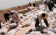 خارج کردن حدود ۵۰۰۰ جسد در موصل