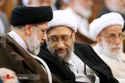 تقریر مصور| رئيس السلطة القضائية الايراني الجديد يتسلم مهام عمله