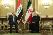 رویترز از اهداف سفر روحانی به عراق گزارش داد
