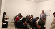 اعطای گواهینامه مهارت به ۵۳ نفر از مددجویان زندان دورود