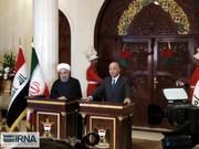 صالح: نعمل علي تذلیل العقبات التی تعترض التعاون مع إیران