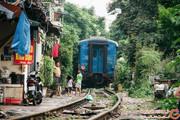 تجربه مرگ و وحشت در خیابانی در ویتنام!