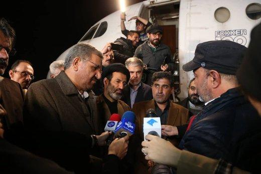 بازدید نمایندگان مجلس از سریال سعید آقاخانی/ عکس