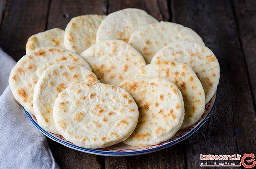 اینجا بهشت کسانی است که نان دوست دارند! +تصاویر