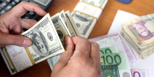 افزایش نرخ یورو و کاهش قیمت پوند/ دلار بازهم درجا زد