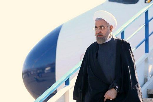 Iran's president arrives in Iraq