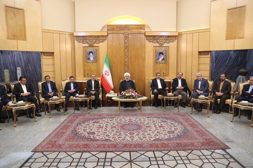 Rouhani: Iran's ties with Iraq incomparable to any other countries