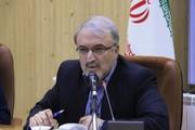 وزیر بهداشت به بوشهر سفر کرد