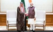 الجبیر پس از پاکستان به هند سفر کرد