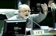 فیلم | جنجال تازه قاضیپور در مجلس: در خانه ملت حلقوم نماینده را میبرید!