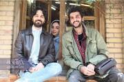 تصاویر | همایون اسعدیان و بازیگران سریال «لحظه گرگ و میش» در کافه خبر