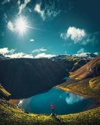 ایسلند؛ انقلاب تابستانی در امنترین کشور دنیا بدون شب