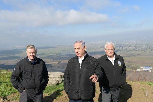 نتانیاهو طرح حاکمیت اسرائیل بر کرانه باختری را کلید زد