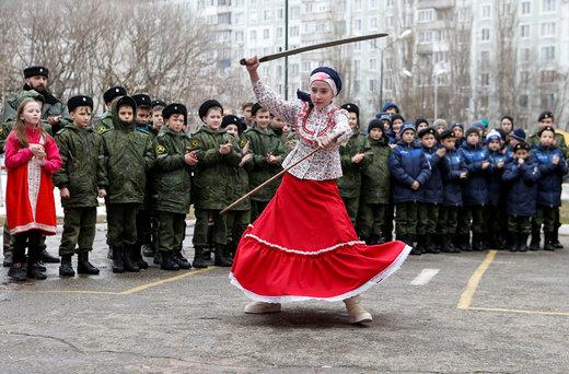 شهر استاوروپول روسیه
