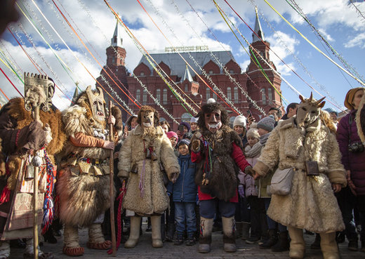 میدان Manezhnaya مسکو