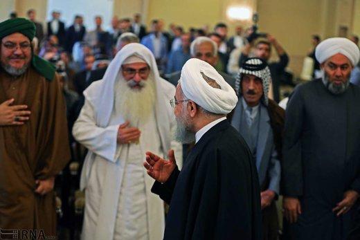 ماذا قال شیوخ العشائر وزعماء الأطیاف العراقیة