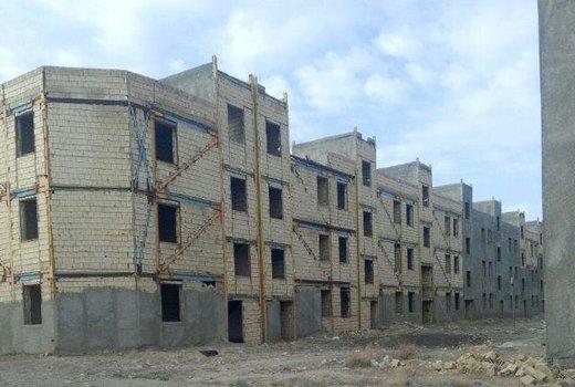 ساخت ۱۰ هزار واحد مسکونی برای محرومان