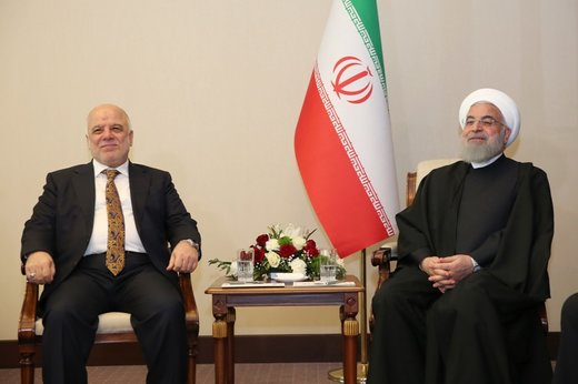 Pres. Rouhani urges developing multilateral ties in region