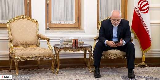 Iran's Zarif says another trace of Saddam war removed