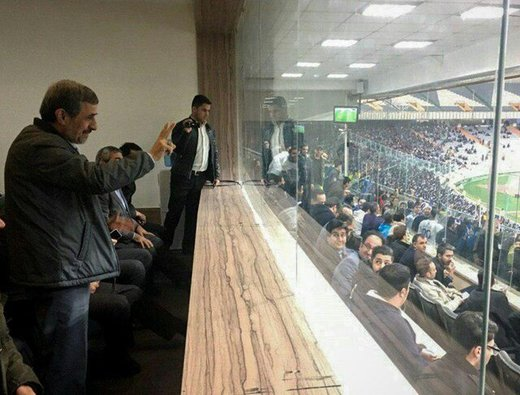 چرا مصاحبه فوتبالی احمدی نژاد حرفی درباره علی دایی نداشت؟