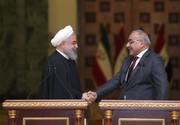 بروجردی: توسعه روابط ایران و عراق تنها برای زمان تحریم نیست