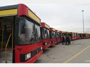 پیوستن ۳۰ دستگاه اتوبوس نو به خطوط اتوبوسرانی کرج