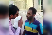 فیلم   لحظه بازداشت حاملان گوشت الاغ در هرمزگان
