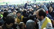 احمدینژاد به خسرو حیدری لقبی جدید داد