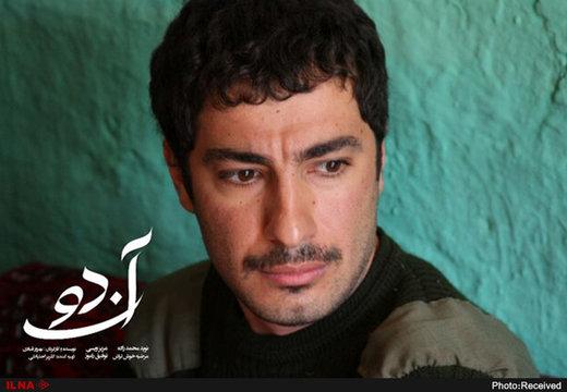اکران «آندو» با بازی نوید محمدزاده به تعویق افتاد