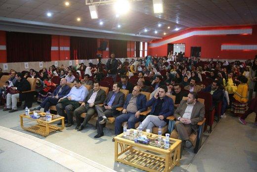 همایش برگی از مهربانی در سما لاهیجان برگزار شد/ تصاویر