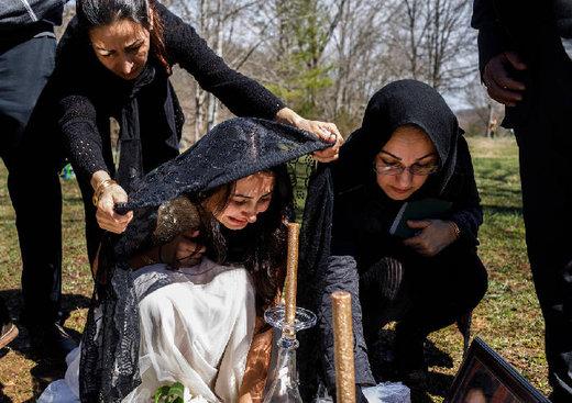 تصاویر | اطلاعاتی جدید درباره قتل دانشجوی ایرانی در آمریکا