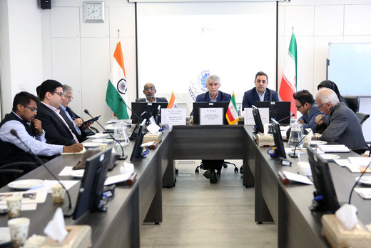 هند برای تجارت با ایران وارد گود شد